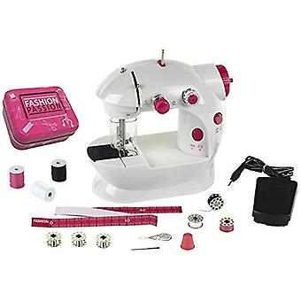Theo klein 7901 fassion passion kids sewing machine, toy, multi-colored