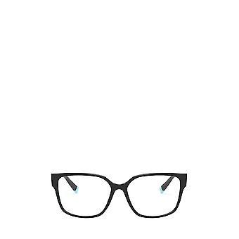 Tiffany TF2197 black on tiffany blue female eyeglasses