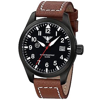 Mens Watch Khs KHS.AIRBS.LB5, Quartz, 46mm, 10ATM