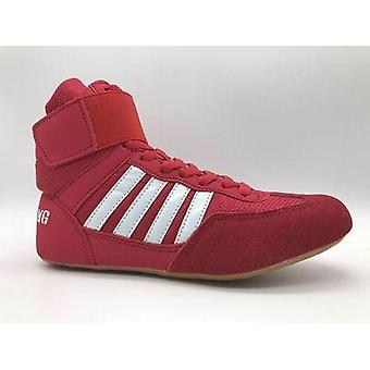 Boxing Rubber Outsole, Breathable Wrestling, Costume Shoes, Women, Child