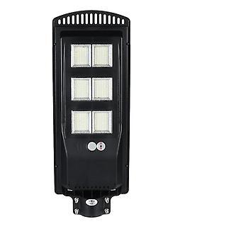 Led Solar Street Light pir-liiketunnistimella - Vedenpitävä maisemavalaisin
