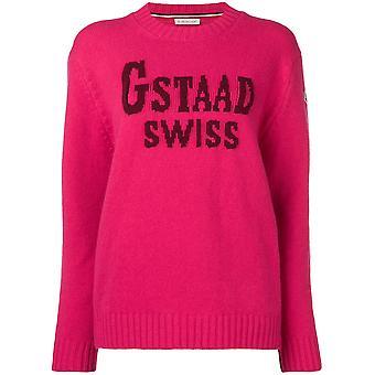 Gstaad Swiss Logo Sweater