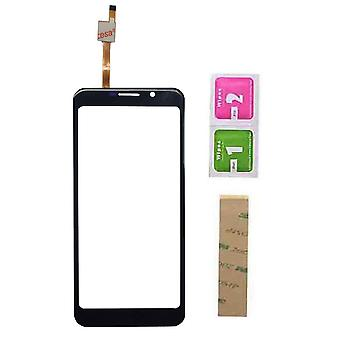 Touch Screen Sensor Glas Digitizer Front Panel 5,7'' 3m Lim Wipes