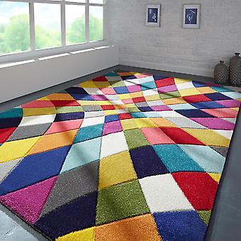 Spectrum Rhumba Multicoloured Rugs