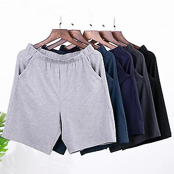 Male Casual Shorts Comfortable Plus Size Casual Home Pajamas