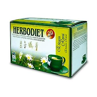 Herbodiet Infusions Renal Efficacy 20 units
