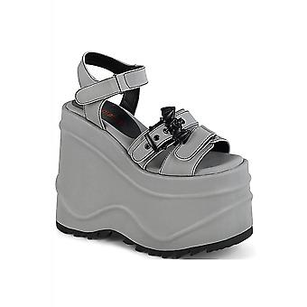 Demonia Wave 13 Grey