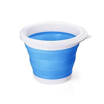 Outdoor Portable Collapsible Folding Bucket