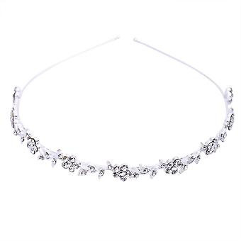 Crystal Flower Headband for Bridesmaid