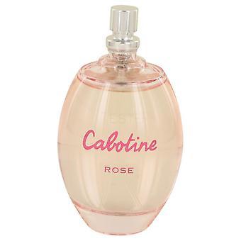 CABOTINE Rose Eau De Toilette Spray (Tester) de Parfums Gres 3.4 oz Eau De Toilette vaporizador