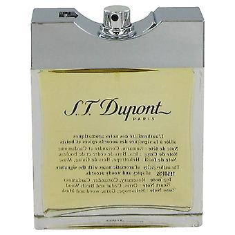 St Dupont Eau De Toilette Spray (Tester) By St Dupont 3.4 oz Eau De Toilette Spray
