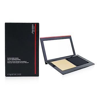 Shiseido Synchro Skin Self Refreshing Custom Finish Powder Foundation - # 340 Oak 9g/0.31oz