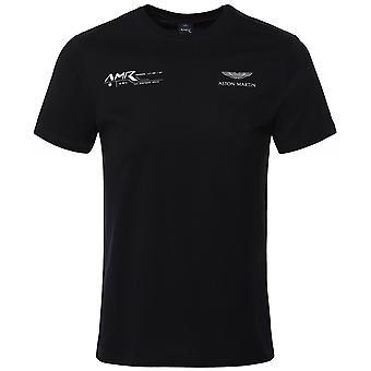 Hackett gráfico impresión AMR camiseta