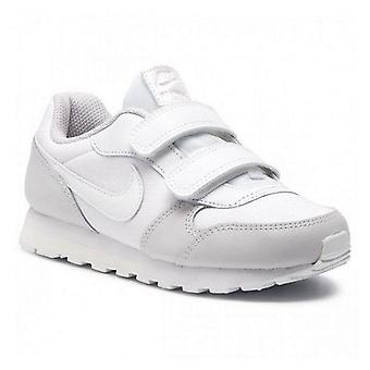 Children's casual trainers nike md runner 2 white