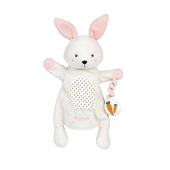 Kaloo kachoo plush puppet robin rabbit