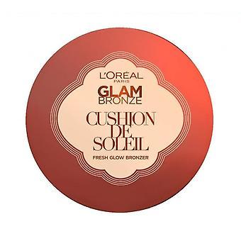 L'Oreal Glam Bronze Kissen De Soleil fresh Glow Bronzer
