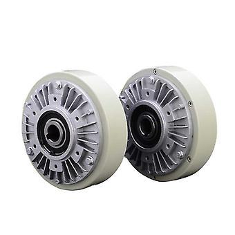 Controlador de tensión de tipo eje único freno de polvo magnético