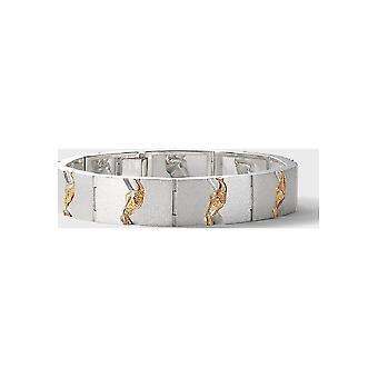 Kalevala Armband Damen Golden chasm 14K Gold  2551540195 Länge mm 195