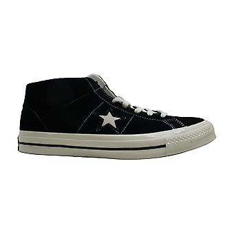 Converse Womens One Star Sko Mid Low Top Lace Up Basketball Sko