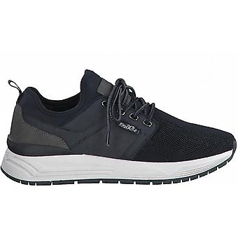 Navy Casual Trainers