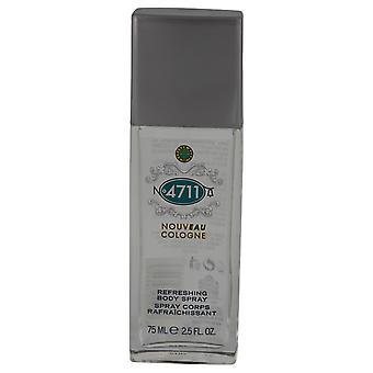 4711 Nouveau af 4711 Body spray 2,5 ounce