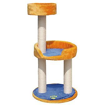 Arquivet Scraper Blue / Orange 103cm. (Cats , Toys , Scratching Posts)