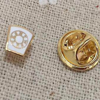 Mark master mason royal arch freemason white lapel pin