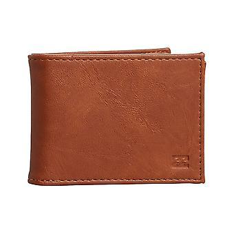 Billabong vacant Faux Leder Brieftasche in Tan