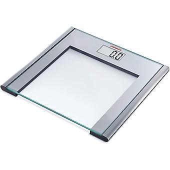 FengChun Silver Sense Personal Bathroom Digital Scale; Smart aluminium frame, safety glass; Size D
