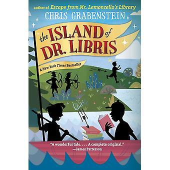 Ön Dr. Libris av Chris Grabenstein