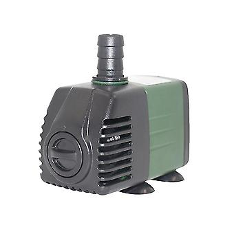 Multicolor submersible pump fountain pond water pump for outdoor garden pool dt2239