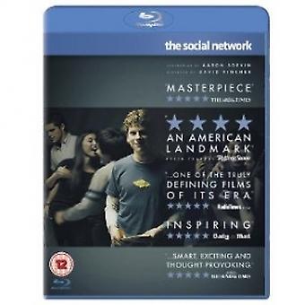 Das soziale Netzwerk 2011 Blu-Ray