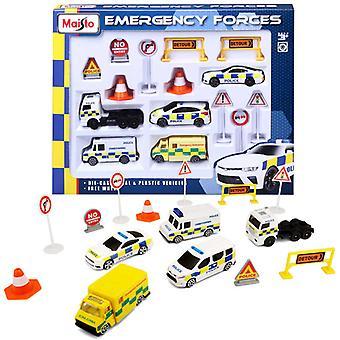 Fresh Metal Emergency Force lekset