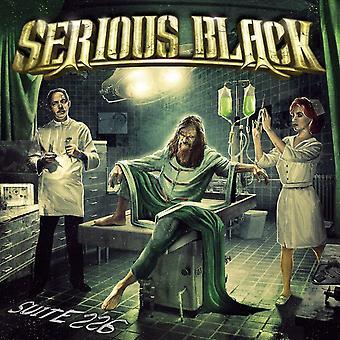Serious Black - Suite 226 Translucent Green Vinyl