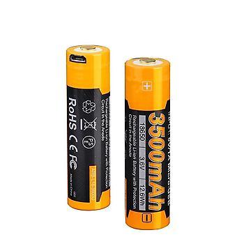 Usb Rechargeable Li-ion Battery