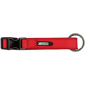 Nayeco Neoprene Collar Red 15 Mm (Dogs , Collars, Leads and Harnesses , Collars)