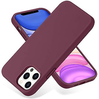 Silicone Case For Iphone 12 Pro 6.7 (2020) Max Phone