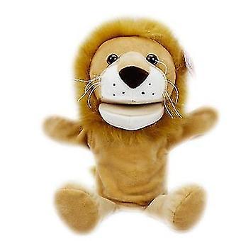 Animal Full Body Cartoon Hand Puppet Leksaker, Coax Baby Plysch Leksaker, Tillverkare Kreativa