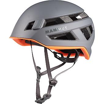 Mammut Crag Sender Helmet 56-61 - Titanium
