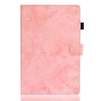 Case For Samsung Galaxy Tab S7 Cover With Auto Sleep/wake Magnetic - Pink