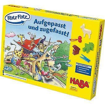 4566 - Ratz Fatz, Mitmach-Spiel