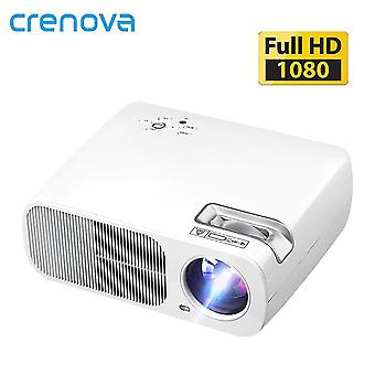 Vapaa tila Projektori 800 * 480 Resoluutio Full HD