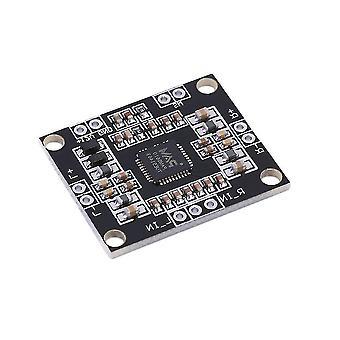 Digital Pam8610 2*15w Dual Channel Stereo Class Amplifier Board 12v New