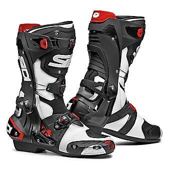 Sidi Rex White Black Boots CE