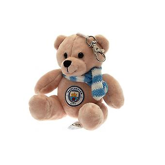 Manchester City Football Club Bag Buddy Bear