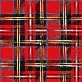 Ambiente 3 Ply Paper Napkins, Scottish Red Tartan