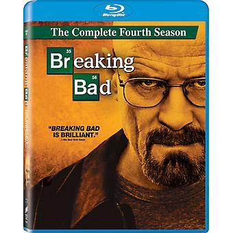 Breaking Bad: Season 4 [BLU-RAY] EUA importar