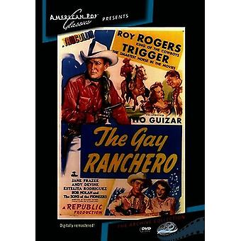 Gay Ranchero [DVD] USA importieren