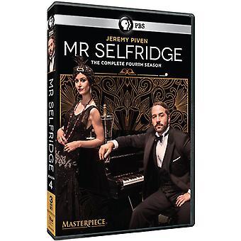 Meisterwerk: Herr Selfridge - Staffel 4 [DVD] USA import