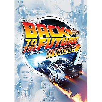 Tilbage til fremtiden 30th Anniversary trilogi [DVD] USA import